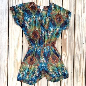 Nordstrom Romper Size Small